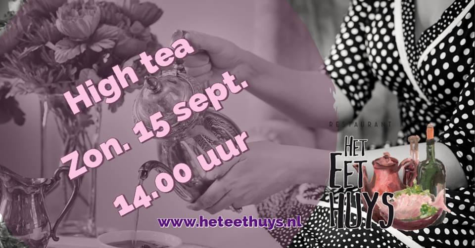 High Tea Sunday