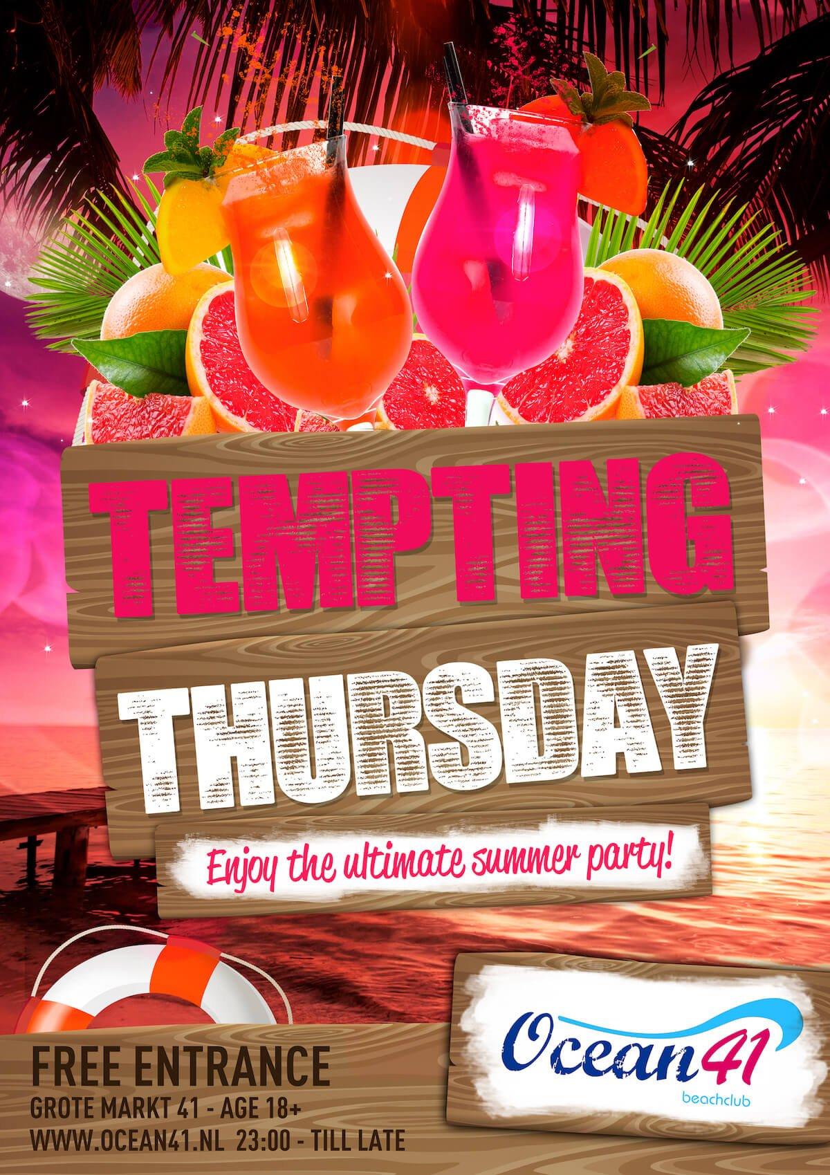 Tempting Thursday
