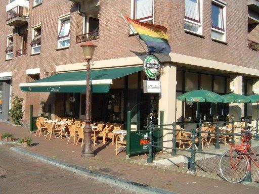 Bar-Café Mankind