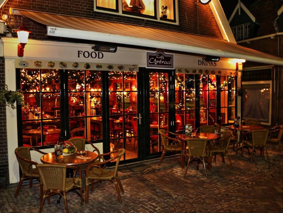 Café Centraal • Volendam