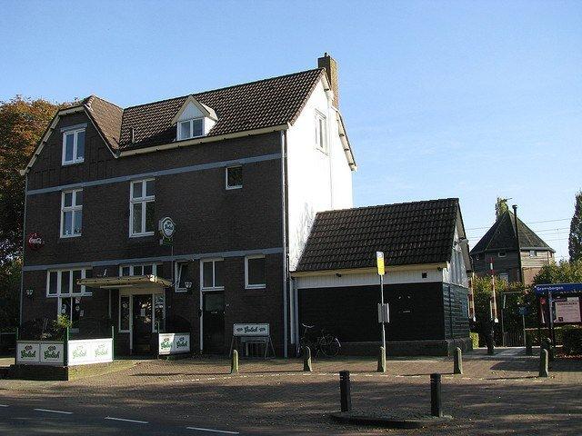 Café Het Station • Gramsbergen