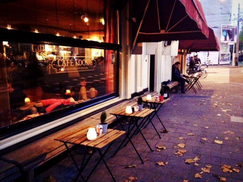 Café Koosje Amsterdam