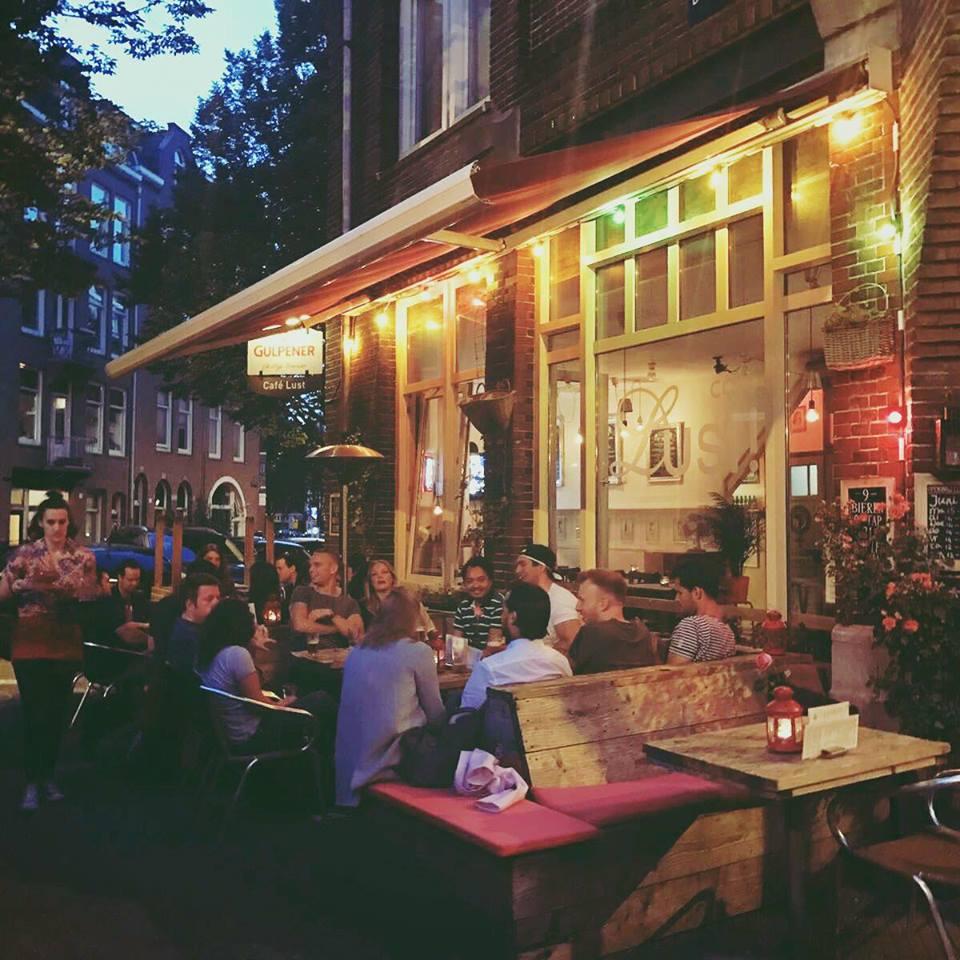 Café Lust • Amsterdam