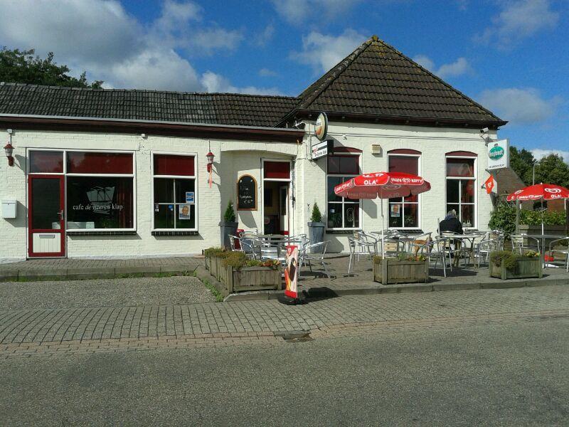 Café de IJzeren Klap
