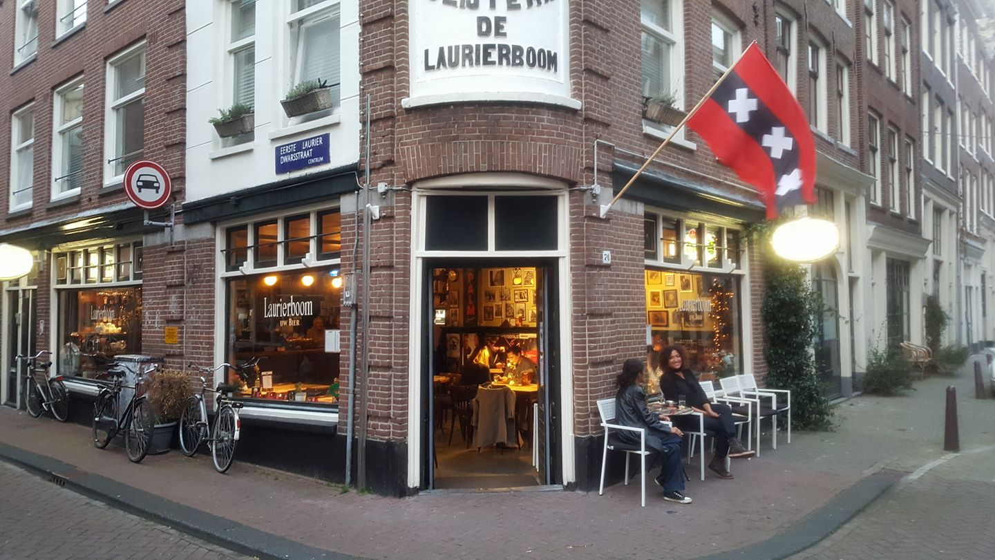 Café de Laurierboom