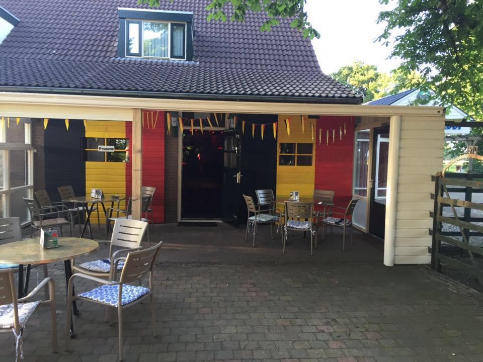 Café zaal de Schutskooi Oijen