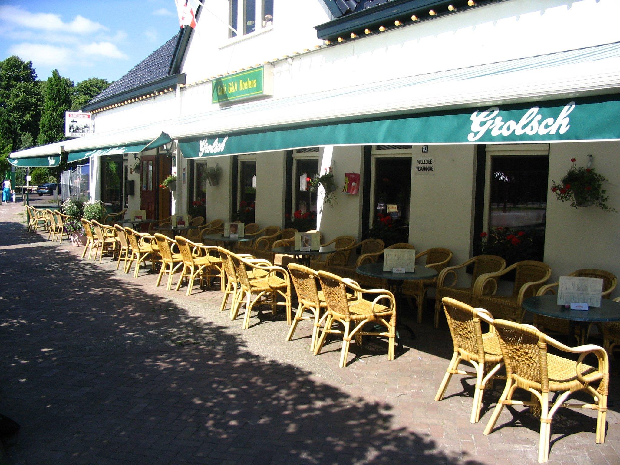 Café-zaal-theater Boelens