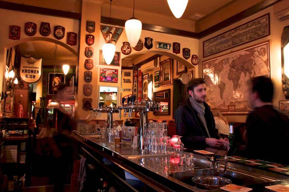 Cafe Batavia 1920