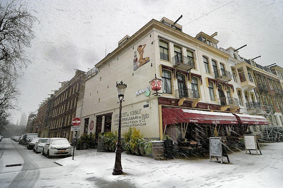 Hesp Cafe en Restaurant