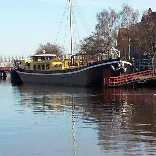 Pannekoekschip Wormerveer
