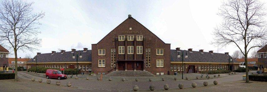 Het Zonnehuis / Cultuurhuis Noord
