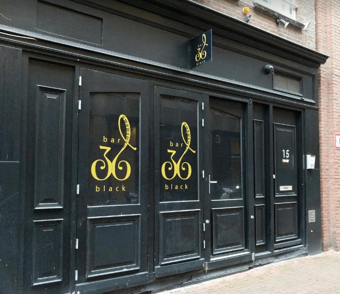 Bar 36 Black