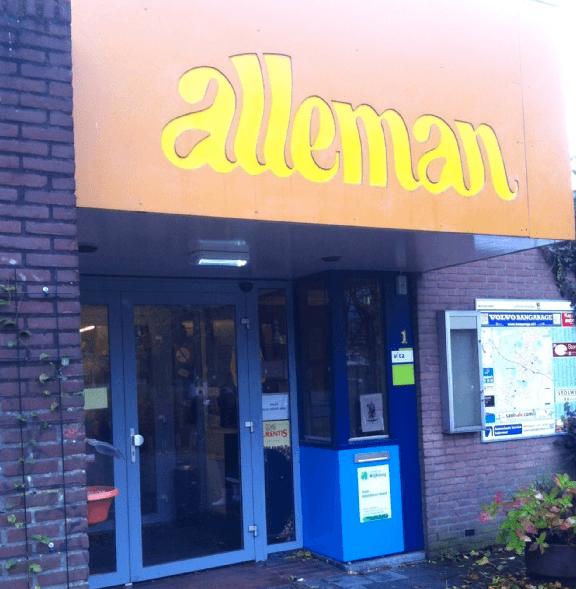 Zaal Alleman